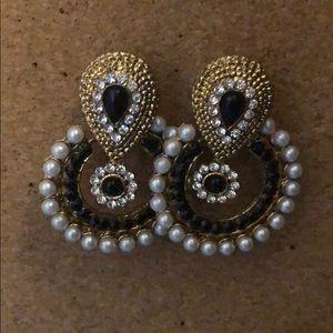 Jewelry - Jewel earrings